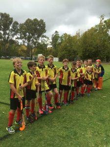 C R United Hockey Albury Wodonga