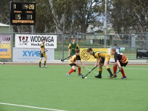 hockey corowa